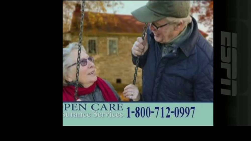 Open Care Insurance Services TV Commercial, 'Senior Care Plan'