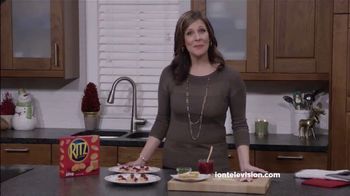 Ritz Crackers TV Spot, 'ION Television: Ritz Topper' - 6 commercial airings