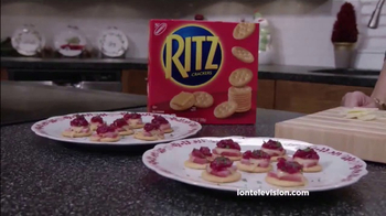 Ritz Crackers TV Spot, 'ION Television: Ritz Topper' - Thumbnail 3