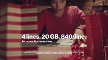 Verizon TV Spot, 'Holiday Playtime: Best Smartphones Free' - Thumbnail 5