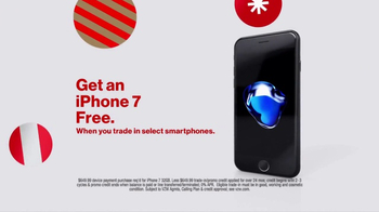Verizon TV Spot, 'Holiday Playtime: Best Smartphones Free' - Thumbnail 6