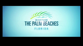 Discover the Palm Beaches TV Spot, 'Pause' - Thumbnail 8