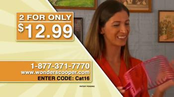 Wonder Scooper TV Spot, 'Most Clumps, Least Time' - Thumbnail 8