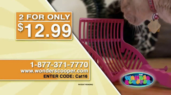 Wonder Scooper TV Spot, 'Most Clumps, Least Time' - Thumbnail 7