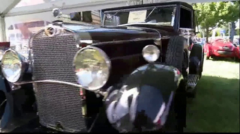 Grundy Insurance TV Spot, 'Classic Car Salon' Featuring Jim Grundy - Thumbnail 3