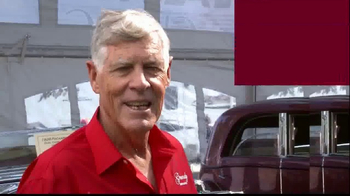 Grundy Insurance TV Spot, 'Classic Car Salon' Featuring Jim Grundy - Thumbnail 6