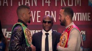 Showtime TV Spot, 'Championship Boxing: Jack vs. Degale' - 22 commercial airings