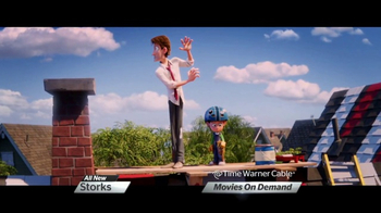 Time Warner Cable On Demand TV Spot, 'Storks' - Thumbnail 3