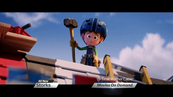 Time Warner Cable On Demand TV Spot, 'Storks' - Thumbnail 4