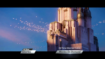 Time Warner Cable On Demand TV Spot, 'Storks' - Thumbnail 5