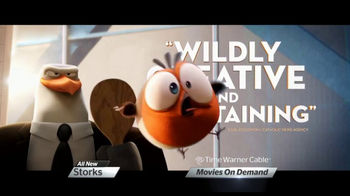 Time Warner Cable On Demand TV Spot, 'Storks' - Thumbnail 6