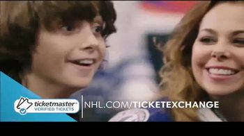 NHL Ticket Exchange TV Spot, 'Real Fans' - 524 commercial airings