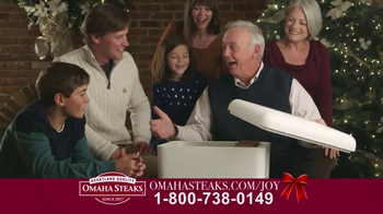 Omaha Steaks TV Spot, '2016 Holiday: Deluxe Gift Package' - Thumbnail 4
