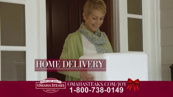 Omaha Steaks TV Spot, '2016 Holiday: Deluxe Gift Package' - Thumbnail 5