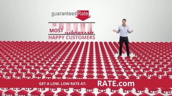 Guaranteed Rate TV Spot, 'Millions Tally' Feat. Ty Pennington - 3784 commercial airings