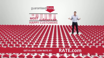 Guaranteed Rate TV Spot, \'Millions Tally\' Feat. Ty Pennington