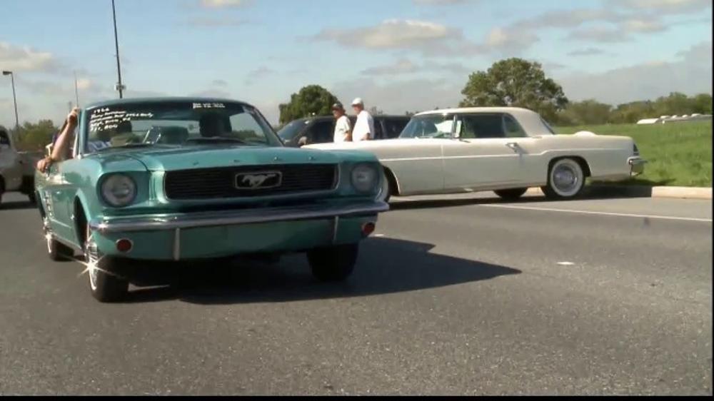 Grundy Insurance MVP Program TV Commercial, \'Classic Car Corral ...