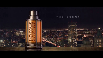 Hugo Boss: The Scent TV Spot, 'Closer' Ft. Theo James, Song by The Weeknd - Thumbnail 9