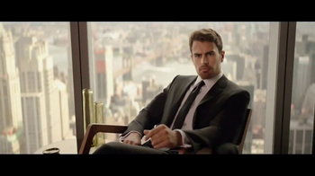 Hugo Boss: The Scent TV Spot, 'Closer' Ft. Theo James, Song by The Weeknd - Thumbnail 2