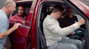 Chevrolet Red Tag Sales Event TV Spot, 'A Lot to Say: 2017 Silverado' - Thumbnail 6