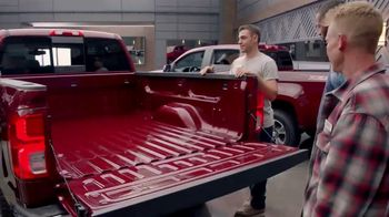 Chevrolet Red Tag Sales Event TV Spot, 'A Lot to Say: 2017 Silverado'