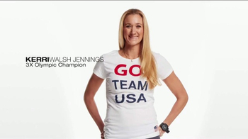 Team USA Shop TV Spot, 'Ring in the New Year With Red, White and Blue' - Thumbnail 7