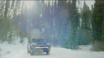 Toyota 4Runner TV Spot, 'The Unexpected' Featuring Amy Purdy - Thumbnail 2