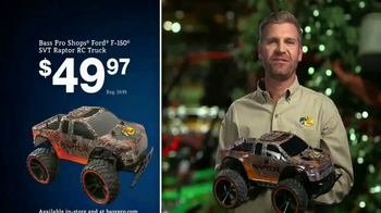 Bass Pro Shops Christmas Sale TV Spot, 'Slippers, RC Truck and Fish Fryer' - Thumbnail 7