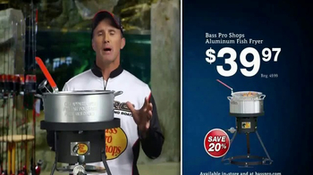 Bass Pro Shops Christmas Sale TV Spot, 'Slippers, RC Truck and Fish Fryer' - Thumbnail 8