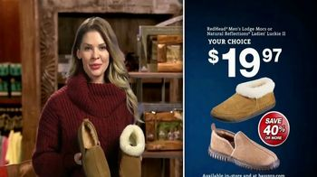 Bass Pro Shops Christmas Sale TV Spot, 'Slippers, RC Truck and Fish Fryer' - 12 commercial airings