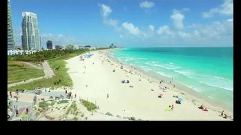 Miami Beach TV Spot, 'World Class City'