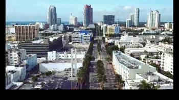 Miami Beach TV Spot, 'World Class City' - Thumbnail 5