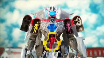 Power Rangers Movie Interactive Megazord TV Spot, 'Stand Together' - Thumbnail 1