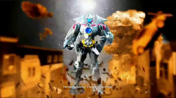 Power Rangers Movie Interactive Megazord TV Spot, 'Stand Together' - Thumbnail 2