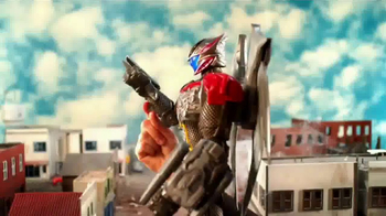 Power Rangers Movie Interactive Megazord TV Spot, 'Stand Together' - Thumbnail 3