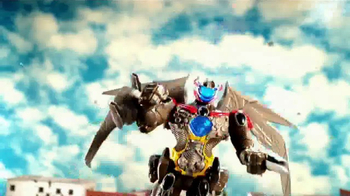 Power Rangers Movie Interactive Megazord TV Spot, 'Stand Together' - Thumbnail 5