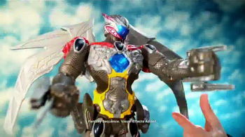 Power Rangers Movie Interactive Megazord TV Spot, 'Stand Together' - Thumbnail 6