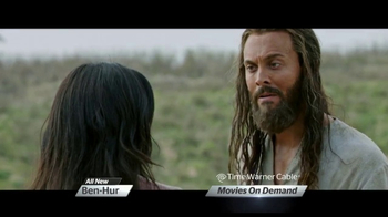 Time Warner Cable On Demand TV Spot, 'Ben-Hur'