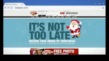 Bass Pro Shops Christmas Sale TV Spot, 'Fishing, Fleece and Fryer' - Thumbnail 8