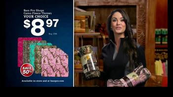 Bass Pro Shops Christmas Sale TV Spot, 'Fishing, Fleece and Fryer' - Thumbnail 4