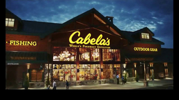 Cabela's Christmas Sale TV Spot, 'Optics, Apparel & Smokers' - Thumbnail 8