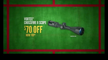 Cabela's Christmas Sale TV Spot, 'Optics, Apparel & Smokers' - Thumbnail 6