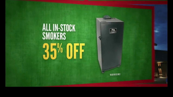 Cabela's Christmas Sale TV Spot, 'Optics, Apparel & Smokers' - Thumbnail 7
