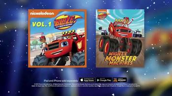 Blaze and the Monster Machines App TV Spot, 'Winter Wonderland Race' - Thumbnail 9