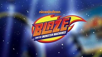 Blaze and the Monster Machines App TV Spot, 'Winter Wonderland Race' - Thumbnail 1