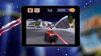 Blaze and the Monster Machines App TV Spot, 'Winter Wonderland Race' - Thumbnail 2