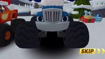 Blaze and the Monster Machines App TV Spot, 'Winter Wonderland Race' - Thumbnail 4