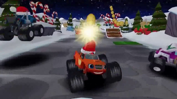 Blaze and the Monster Machines App TV Spot, 'Winter Wonderland Race' - Thumbnail 5