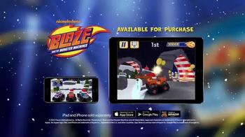 Blaze and the Monster Machines App TV Spot, 'Winter Wonderland Race' - Thumbnail 8