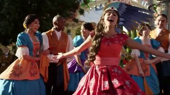 Disney California Adventure Park TV Spot, 'Festival of Holidays: Elena' - 57 commercial airings